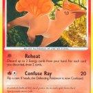 Pokemon Platinum Common Card Vulpix 102/127