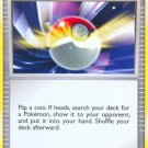 Pokemon Platinum Uncommon Card Poke Ball 113/127