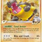 Pokemon Rising Rivals Uncommon Card Hippowdon E4 42/111