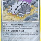 Pokemon Rising Rivals Uncommon Card Lairon 44/111