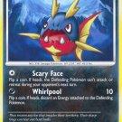 Pokemon Rising Rivals Common Card Carvanha 58/111
