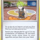 Pokemon Rising Rivals Uncommon Card Aaron's Collection 88/111
