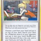 Pokemon Rising Rivals Uncommon Card Bebe's Search 89/111