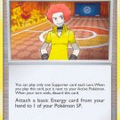 Pokemon Rising Rivals Uncommon Card Flint's Willpower 91/111