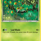 Pokemon Legendary Treasures Common Card Snivy 6/113