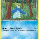 Pokemon Legendary Treasures Uncommon Card Prinplup 34/113