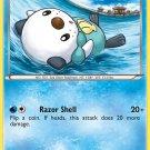 Pokemon Legendary Treasures Common Card Oshawott 37/113