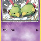 Pokemon Legendary Treasures Common Card Natu 55/113
