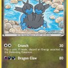 Pokemon Legendary Treasures Uncommon Card Zweilous 98/113
