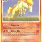 Pokemon Diamond & Pearl Single Card Uncommon Rapidash 59/130