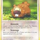 Pokemon Diamond & Pearl Single Card Common Bidoof 70/130
