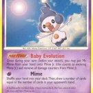 Pokemon Diamond & Pearl Single Card Common Mime Jr. 90/130