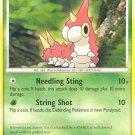 Pokemon Diamond & Pearl Single Card Common Wurmple 104/130