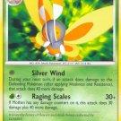 Pokemon Secret Wonders Rare Card Mothim 33/132