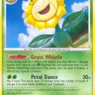Pokemon Secret Wonders Rare Card Sunflora 38/132