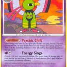 Pokemon Secret Wonders Rare Card Xatu 44/132