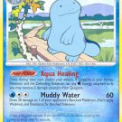 Pokemon Secret Wonders Uncommon Card Quagsire 60/132