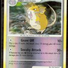 Pokemon Diamond & Pearl III Secret Wonders Single Card Reverse Holofoil Uncommon Raticate 61/132
