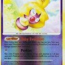 Pokemon Diamond & Pearl III Secret Wonders Single Card Reverse Holofoil Uncommon Smoochum 67/132