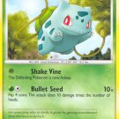 Pokemon Secret Wonders Common Card Bulbasaur 77/132