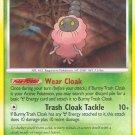 Pokemon Secret Wonders Common Card Burmy Trash Cloak 80/132