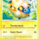 Pokemon Secret Wonders Common Card Mareep 94/132