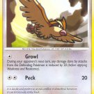 Pokemon Secret Wonders Common Card Pidgey 99/132