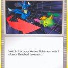 Pokemon Secret Wonders Common Card Switch 128/132