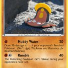 Pokemon Legendary Treasures Uncommon Card Stunfisk 83/113
