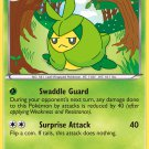 Pokemon Plasma Storm Uncommon Card Swadloon 9/135