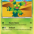 Pokemon Plasma Storm Uncommon Card Maractus 11/135