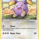 Pokemon Plasma Storm Common Card Whismur 105/135