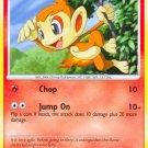 Pokemon Supreme Victors Common Card Chimchar 97/147