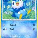 Pokemon Supreme Victors Common Card Piplup 121/147
