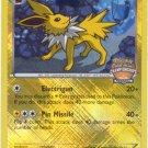 Pokemon Regional Championships Single Jolteon 37/108 Promo Card