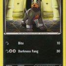 Pokemon Dragons Exalted Common Card Houndoor 74/124