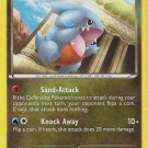 Pokemon Dragons Exalted Common Card Gible 87/124