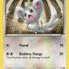 Pokemon Dragons Exalted Common Card Minccino 109/124