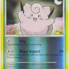 Pokemon Diamond & Pearl Single Card Reverse Holofoil Common Clefairy 77/130