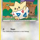 Pokemon Plasma Storm Common Card Togepi 102/135