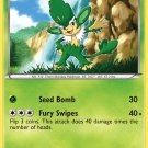 Pokemon Black & White Uncommon Card Simisage 8/114
