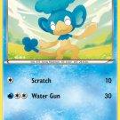 Pokemon Black & White Common Card Panpour 33/114
