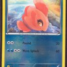 Pokemon Black & White Reverse Holo Uncommon Card Alomomola 38/114