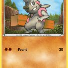 Pokemon Black & White Common Card Timburr 58/114