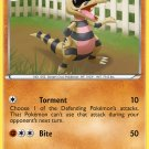 Pokemon Black & White Uncommon Card Krokorok 64/114