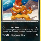 Pokemon Black & White Rare Card Scrafty 69/114
