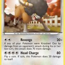Pokemon Black & White Rare Card Bouffalant 91/114