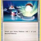 Pokemon Black & White Common Card Switch 104/114