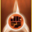 Pokemon Black & White Common Card Fighting Energy 110/114