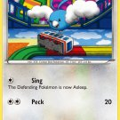 Pokemon Dragons Exalted Uncommon Card Swablu 104/124